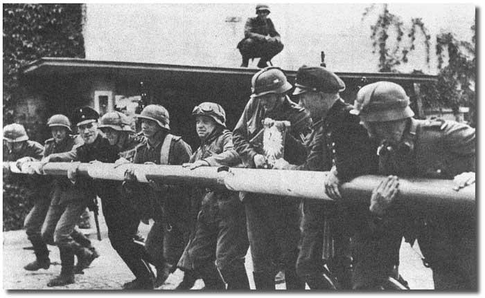 Am 1. september 1939 begann mit dem überfall hitlerdeutschlands auf